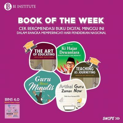 BOOK OF THE WEEK : cek rekomendasi buku digital minggu ini! (4 Mei 2021)