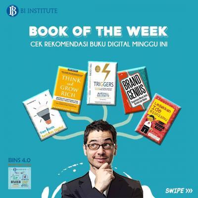 BOOK OF THE WEEK : cek rekomendasi buku digital minggu ini! (15 Juni 2021)