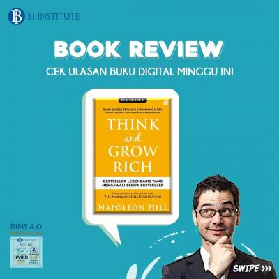 BOOK REVIEW: Think and Grow Rich