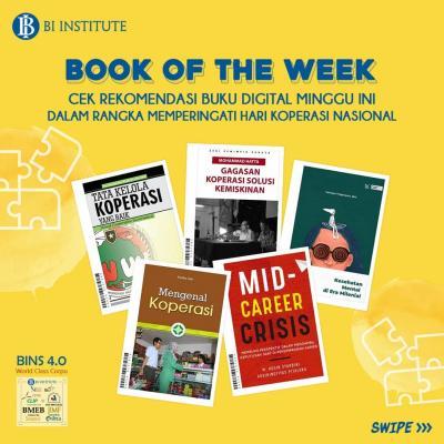 BOOK OF THE WEEK (13 Juli 2021)