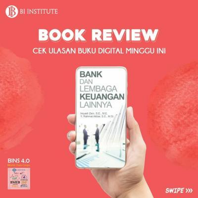 BOOK REVIEW: Bank dan Lembaga Keuangan Lainnya